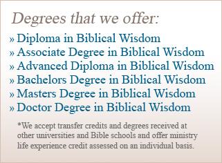 Wisdom University Online
